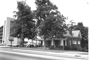 Turner & Wood Insurance Building in 1964